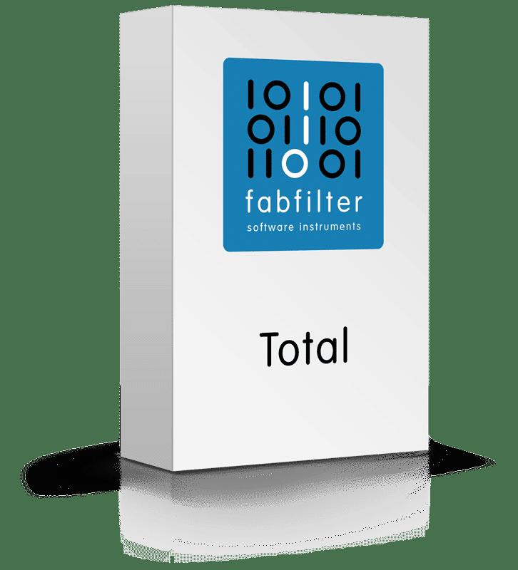 FabFilter Total Bundle