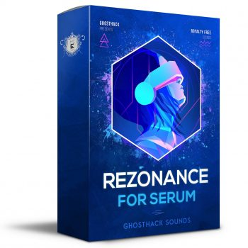 Ghosthack - Rezonance for Serum