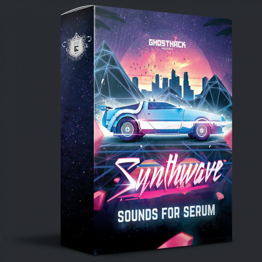 Ghosthack - Synthwave Sounds for Serum