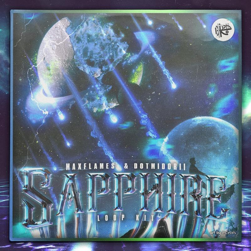 MaxFlames x Dotmidorii - Sapphire Loop Kit