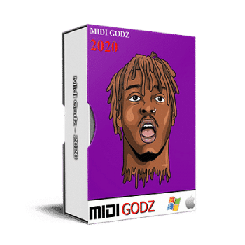 Midi Godz - Juice WRLD Type MIDI Kit