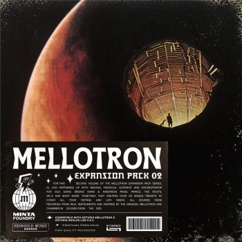 Minta Labs x Minta Foundry - Mellotron Expansion Pack 02