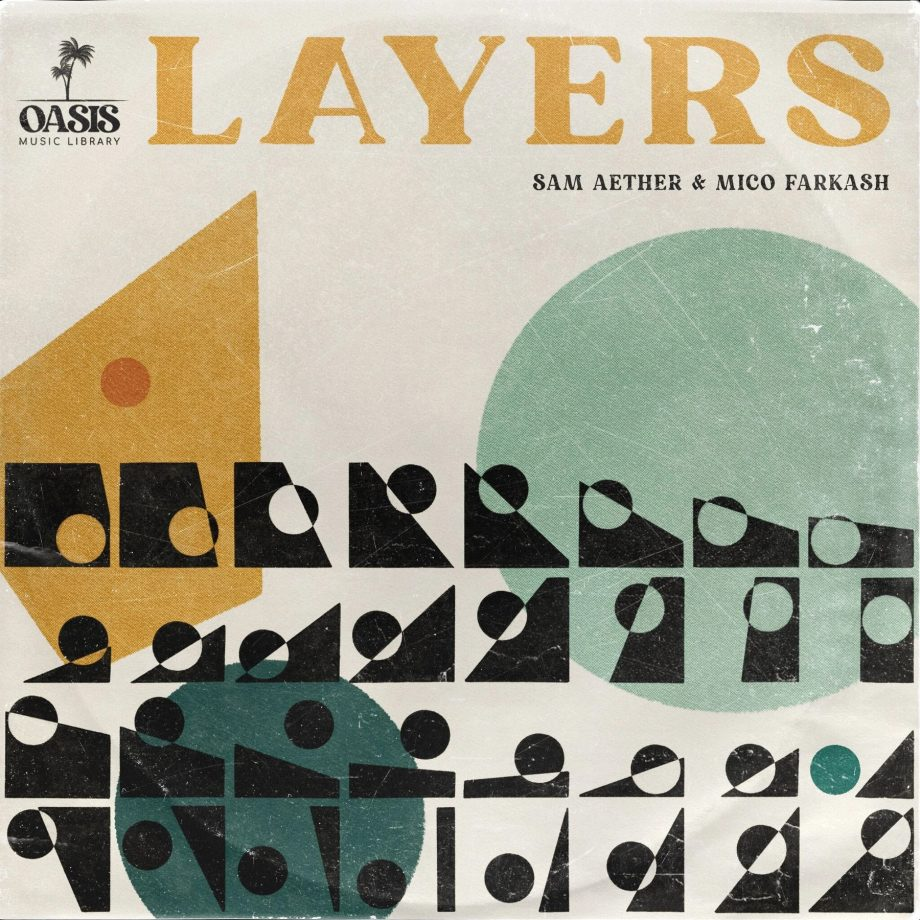 Oasis Music Library - Layers