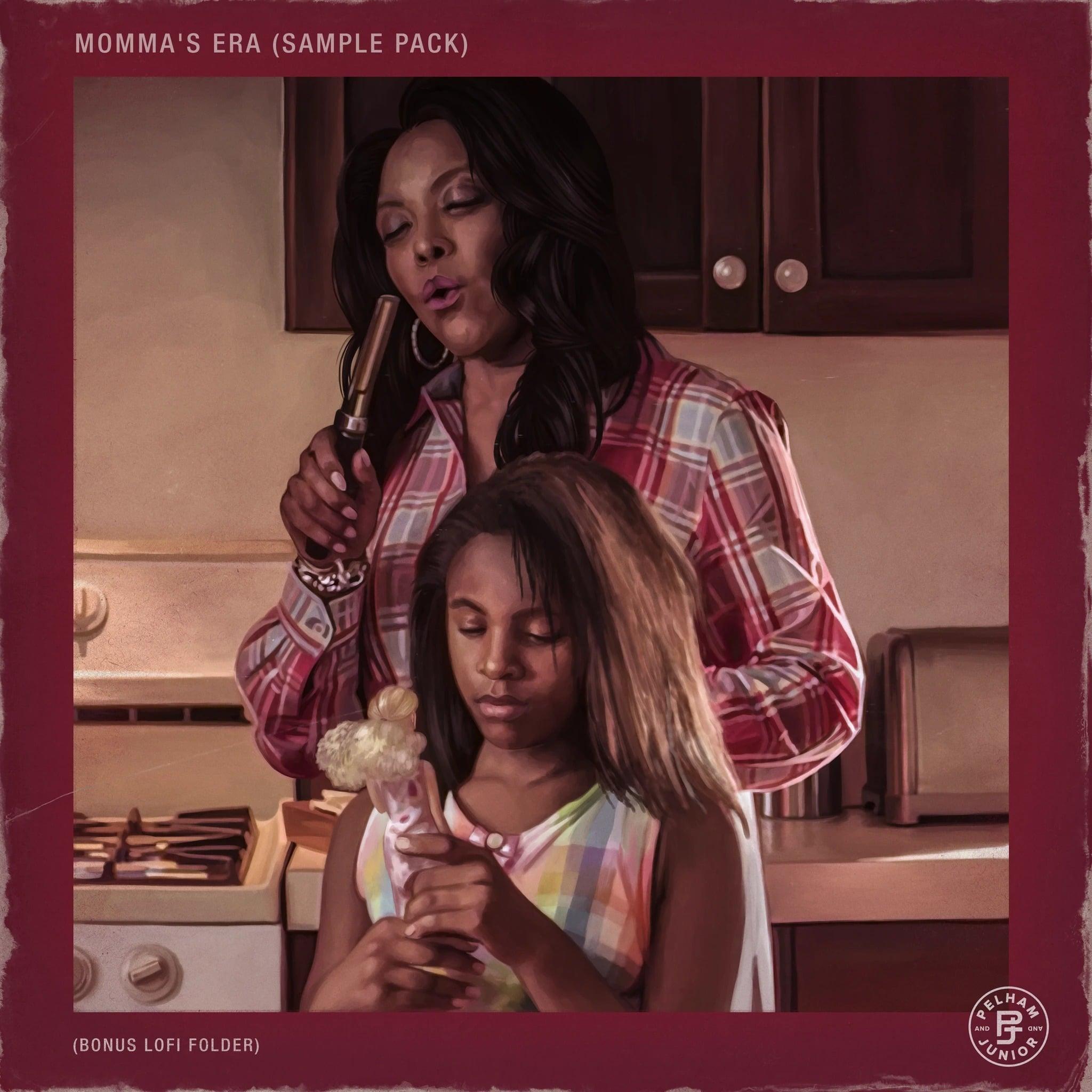 Pelham & Junior - Momma's Era Sample Pack