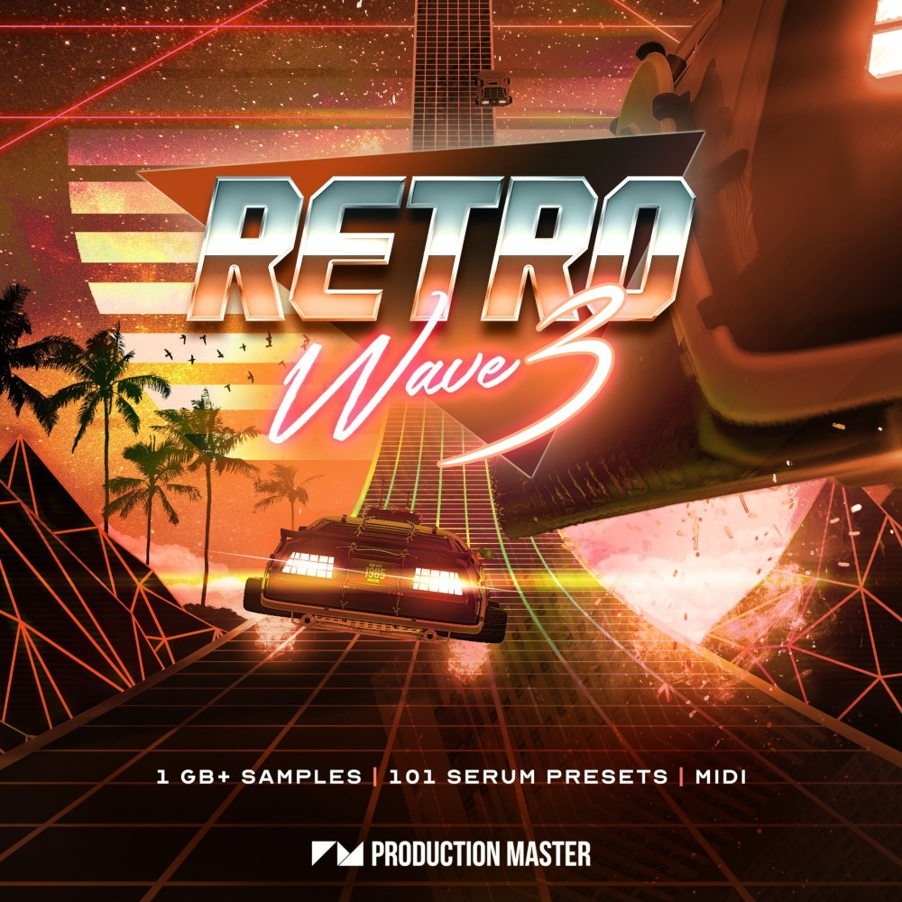 Production Master - Retrowave 3