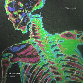 Retro Futurism (Cover Art)