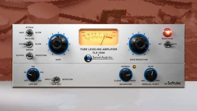 Softube Summit Audio TLA 100A