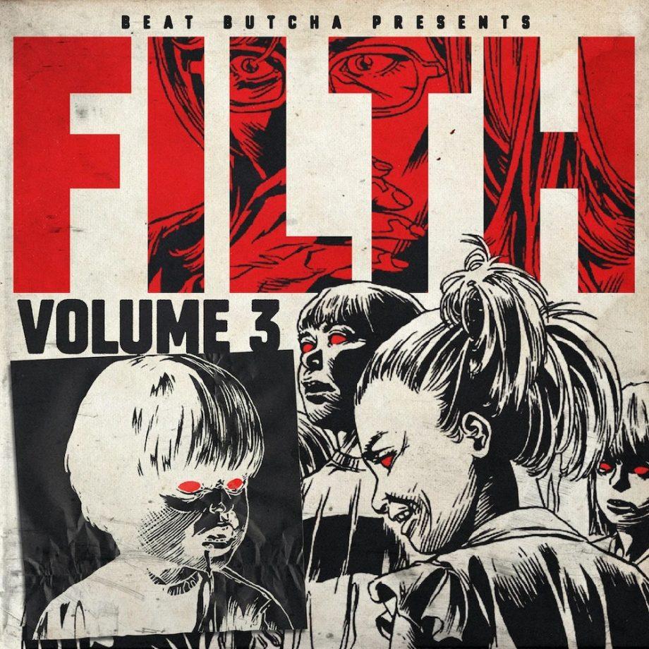 The Drum Broker - Beat Butcha - Filth Vol. 3 - Drum Kit