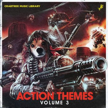The Drum Broker - Crabtree Music Library - Action Themes Vol. 3