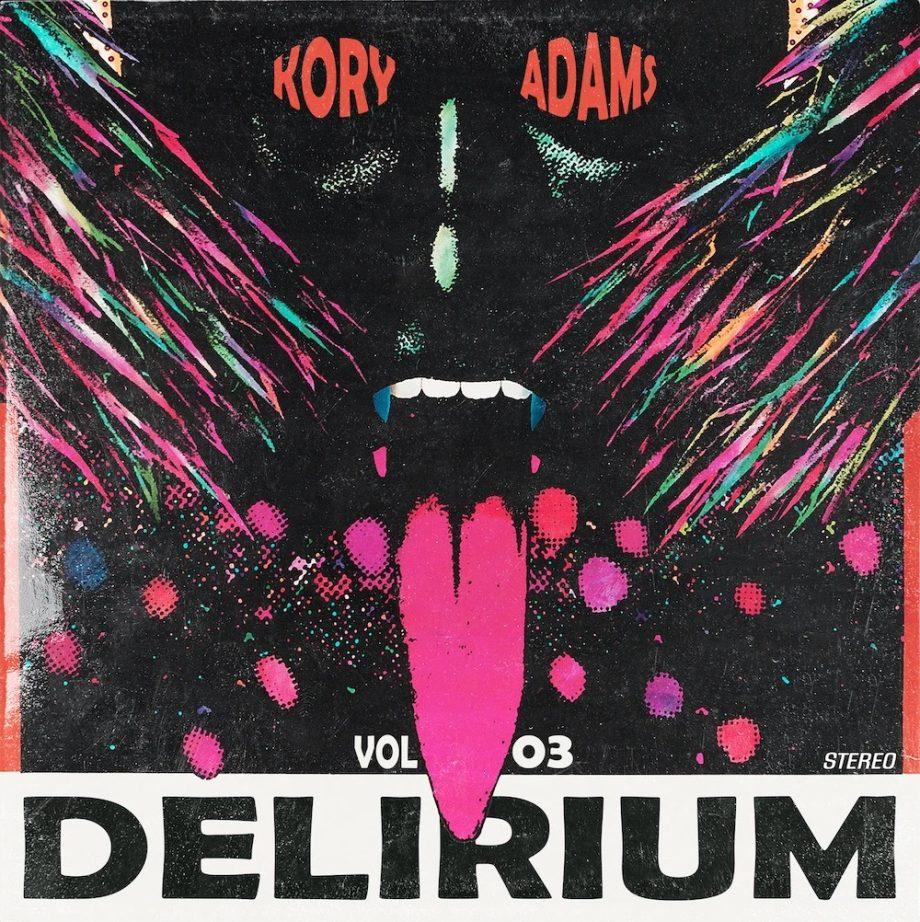 The Drum Broker - Kory Adams - Delirium Vol. 3