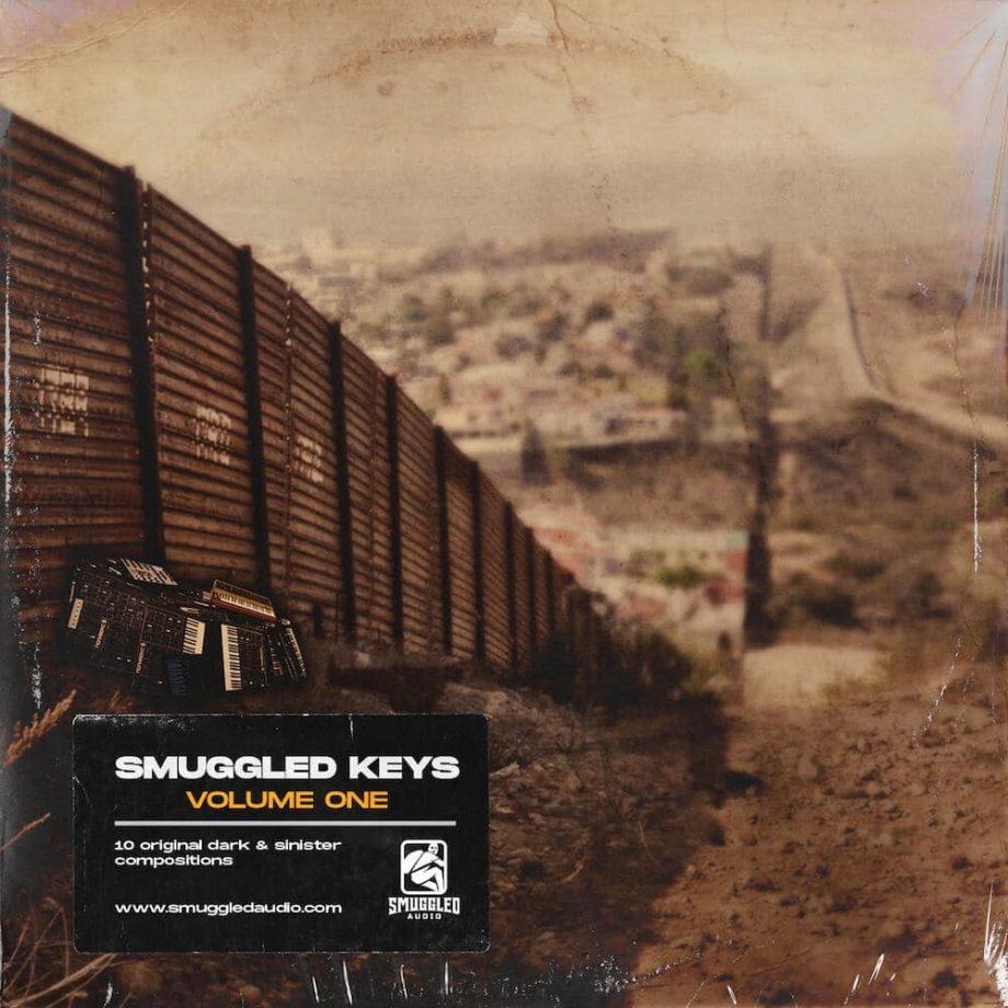 The Drum Broker - Smuggled Audio - Smuggled Keys Vol. 1