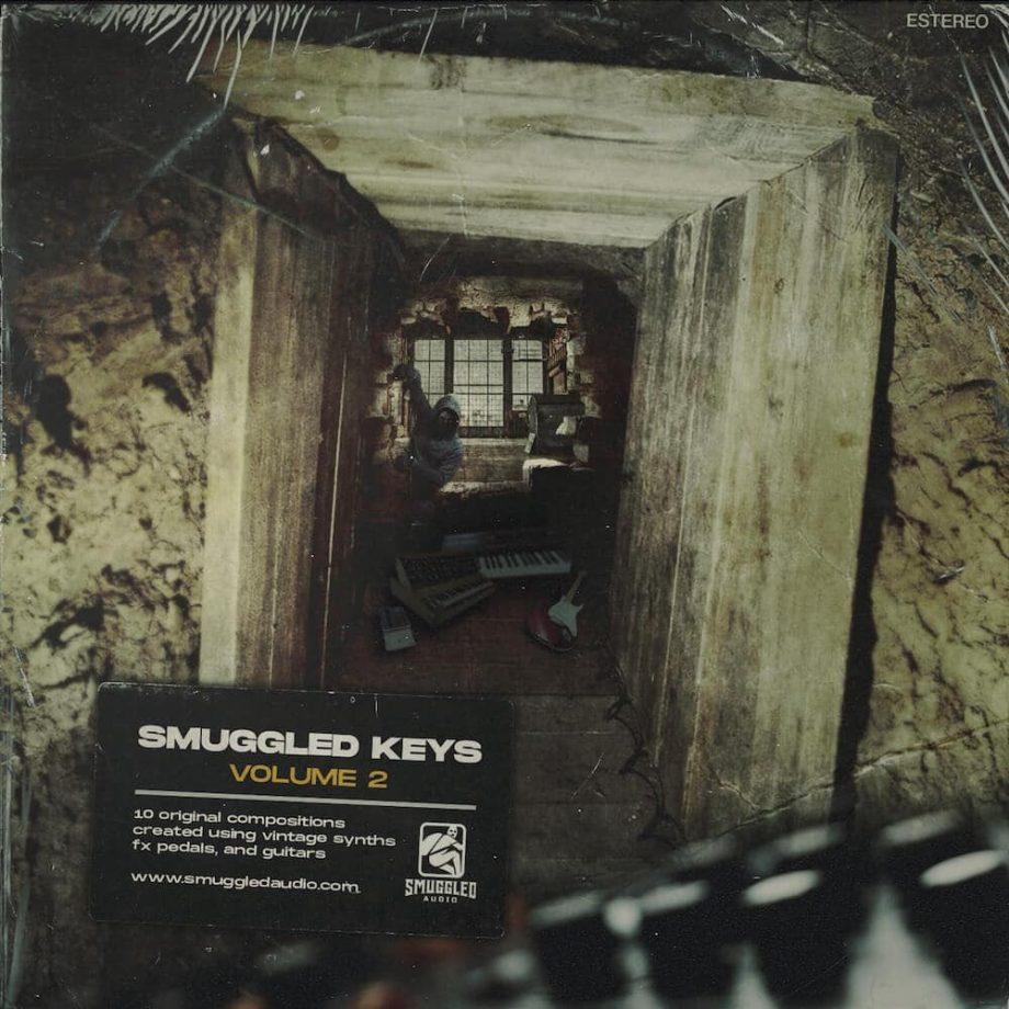 The Drum Broker Smuggled Audio Smuggled Keys Vol. 2