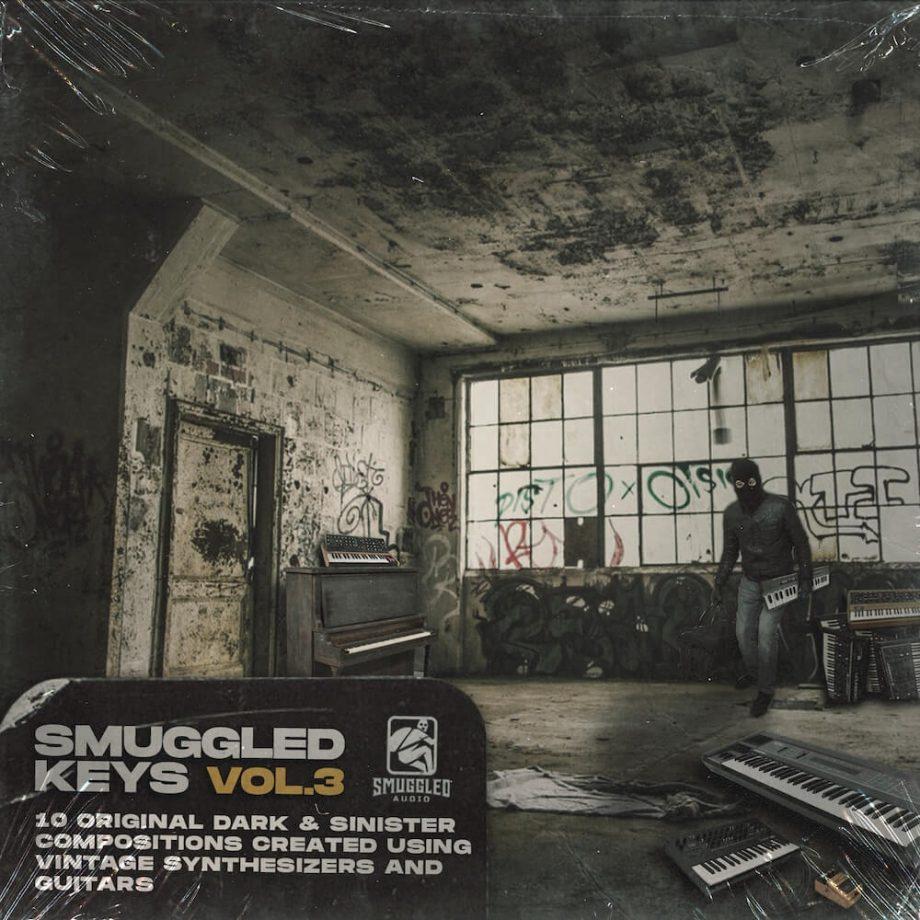 The Drum Broker - Smuggled Audio - Smuggled Keys Vol. 3