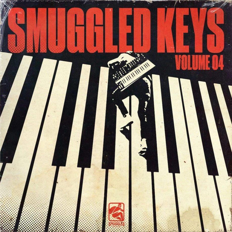 The Drum Broker - Smuggled Audio - Smuggled Keys Vol. 4