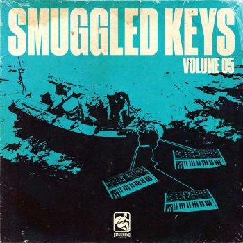 The Drum Broker - Smuggled Audio - Smuggled Keys Vol. 5