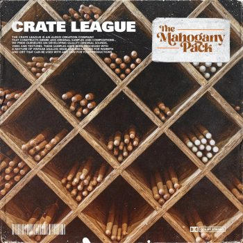The Drum Broker - The Crate League - Tab Shots Vol. 7 (Mahogany)