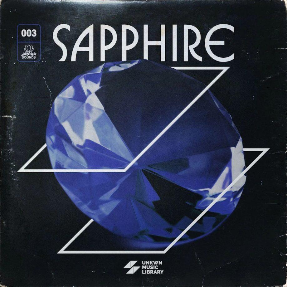 The Drum Broker - UNKWN Sounds - Sapphire