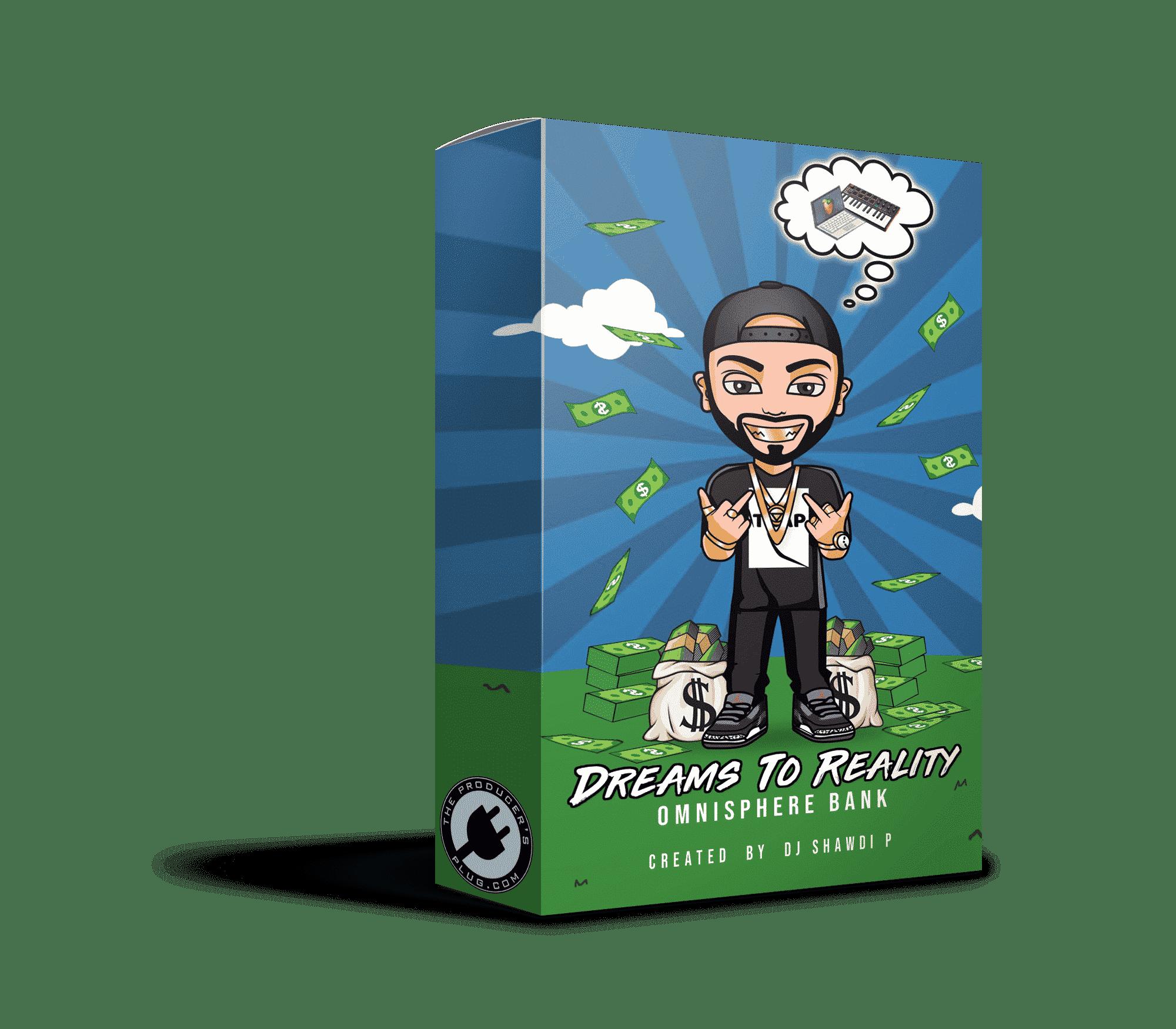 The Producer's Plug - DJ Shawdi P - Dreams To Reality (Omnisphere Bank)