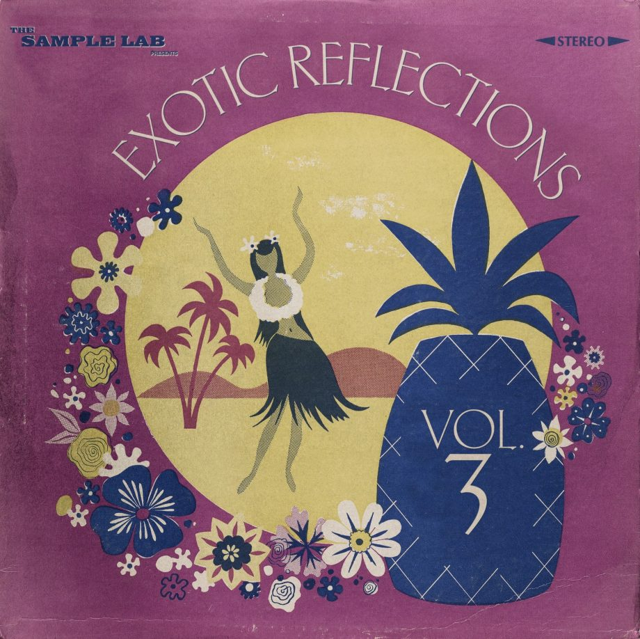 The Sample Lab Exotic Reflections Vol. 3
