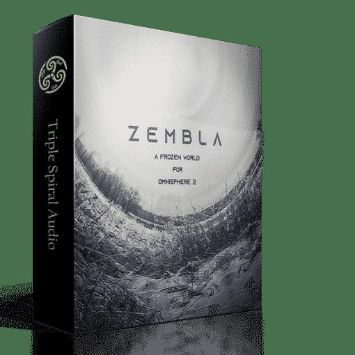 Triple Spiral Audio - Zembla for Omnisphere 2