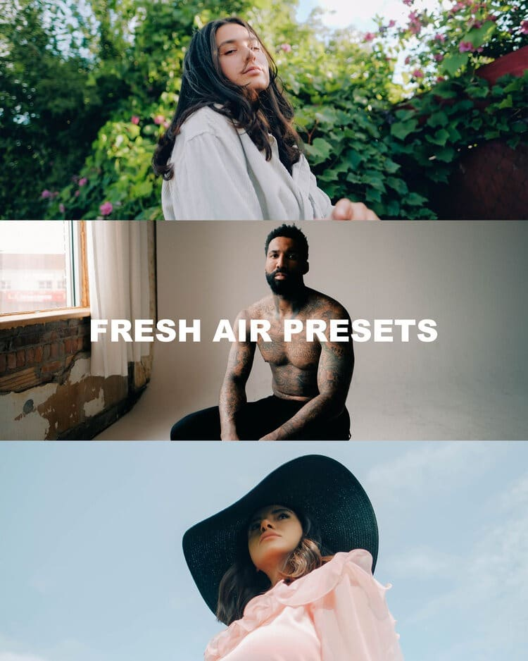 Vuhlandes - FRESH AIR PRESETS