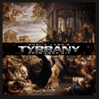 nukibeats - Tyrrany - Drum & Loop Kit