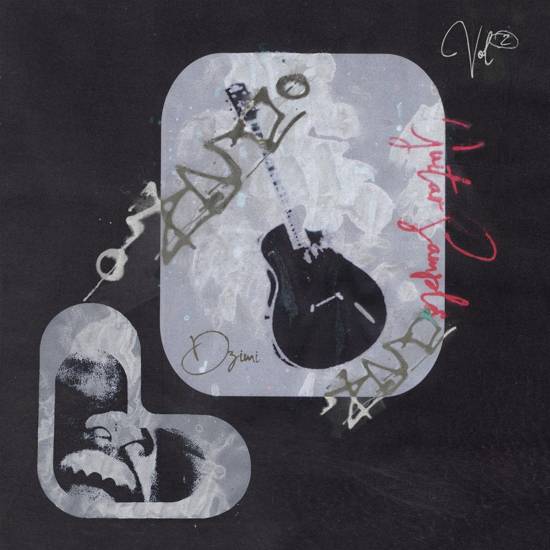 prod. dzimi - Guitar Samples Vol. 2