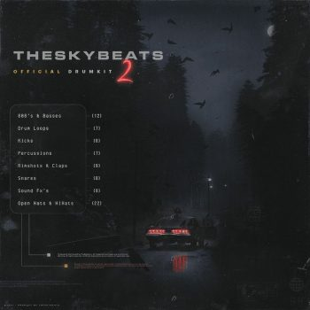 theskybeats - THESKYBEATS' OFFICIAL DRUMKIT 2