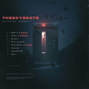 theskybeats - THESKYBEATS' OFFICIAL DRUMKIT