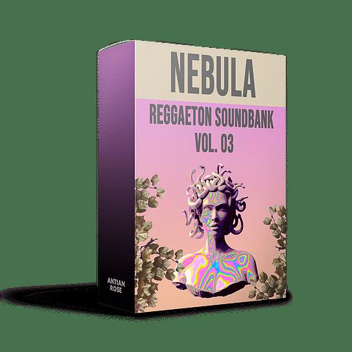 Antian Rose - Nébula - Reggaetón Soundbank Vol. 03