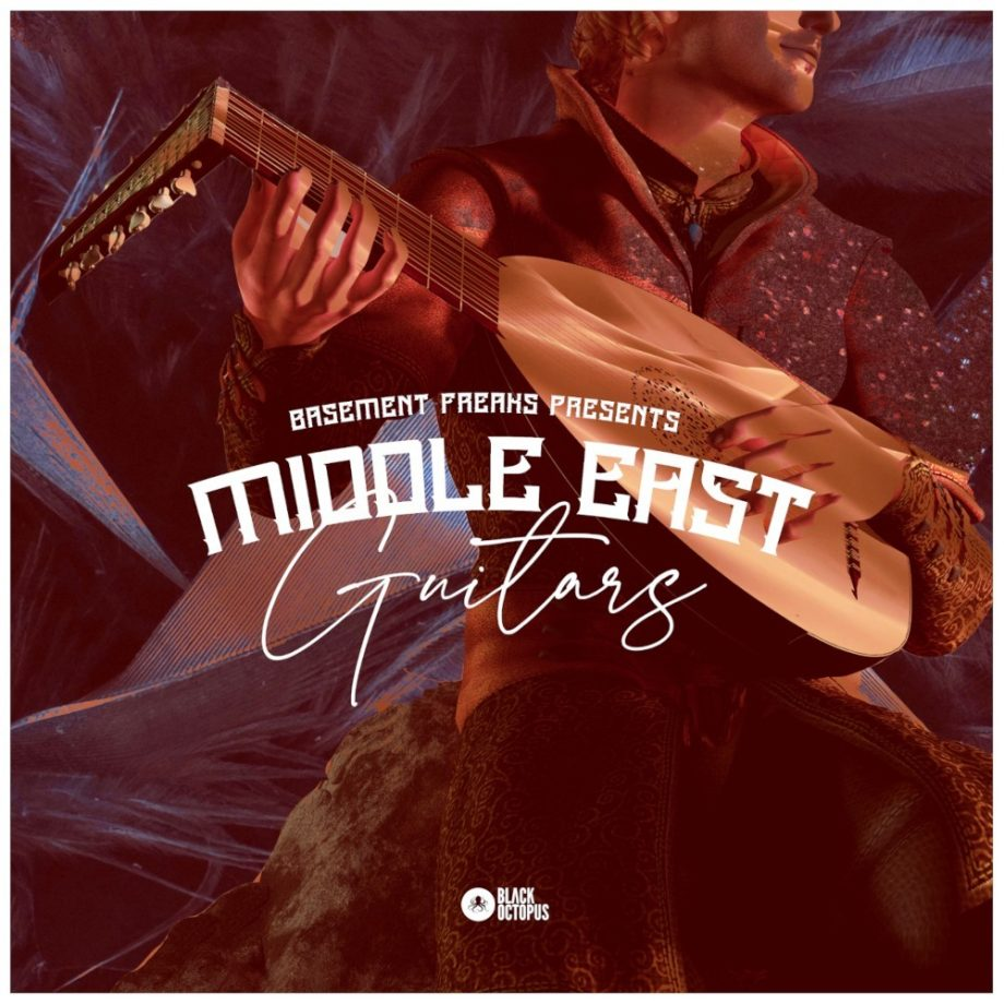 Black Octopus Sound - Basement Freaks Presents Middle East Guitars