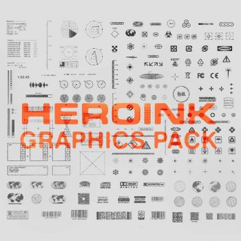 HEROINK - GRAPHICS PACK