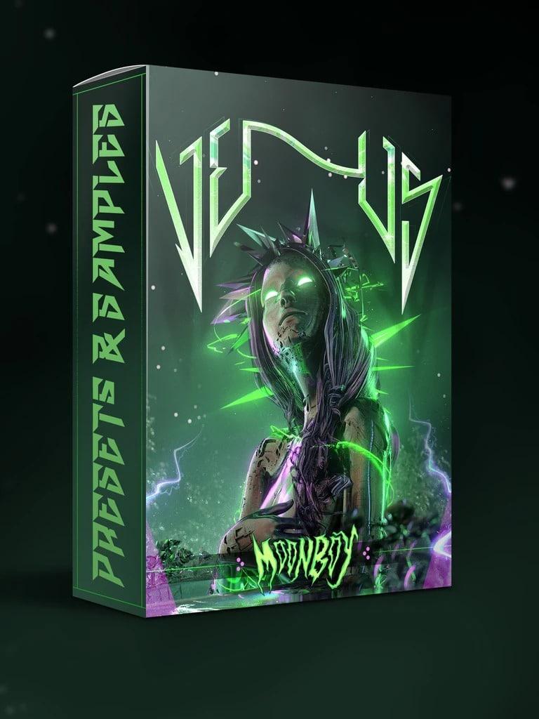 MOONBOY - VENUS Preset & Sample Pack