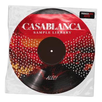 Producergrind - ALEC! 'CASABLANCA' Sample Library
