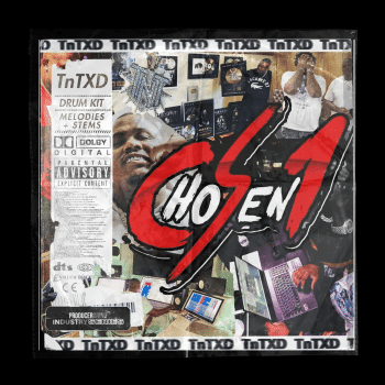 Producergrind - TnTXD 'CHOSEN1' Drums & Melodies