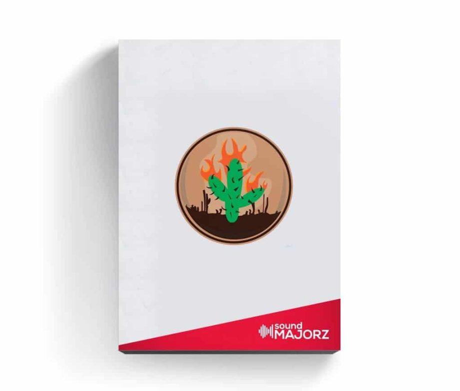 SoundMajorz - vybe - Cactus Jack Sample Pack