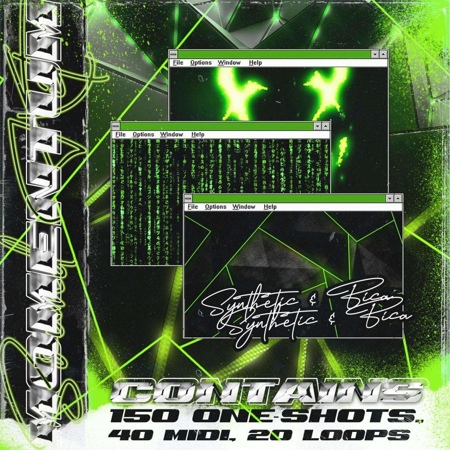 Synthetic x Prod. Bica - Momentum Sound Kit [Hyperpop One-Shot Kit]