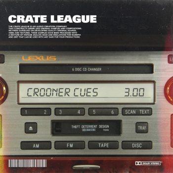 The Drum Broker - The Crate League - Crooner Cues Vol. 3