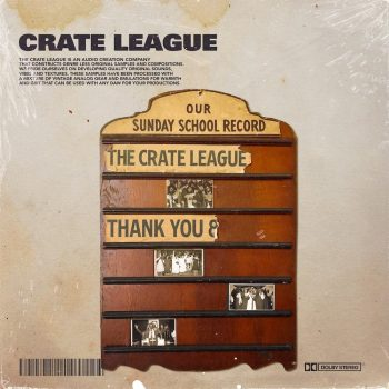 The Drum Broker - The Crate League - Thank You Vol. 8