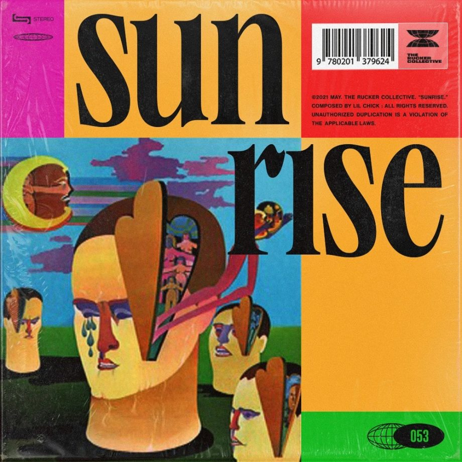 The Drum Broker - The Rucker Collective - 053 Sunrise
