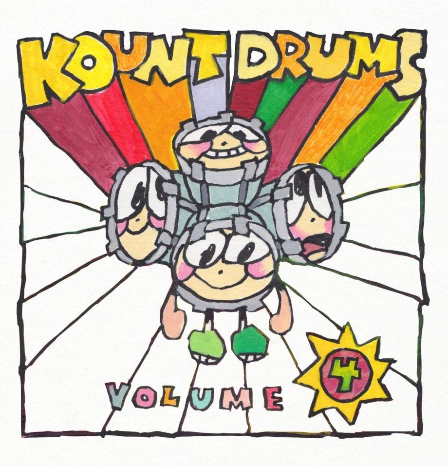 The Kount - Kount Drums Volume 4