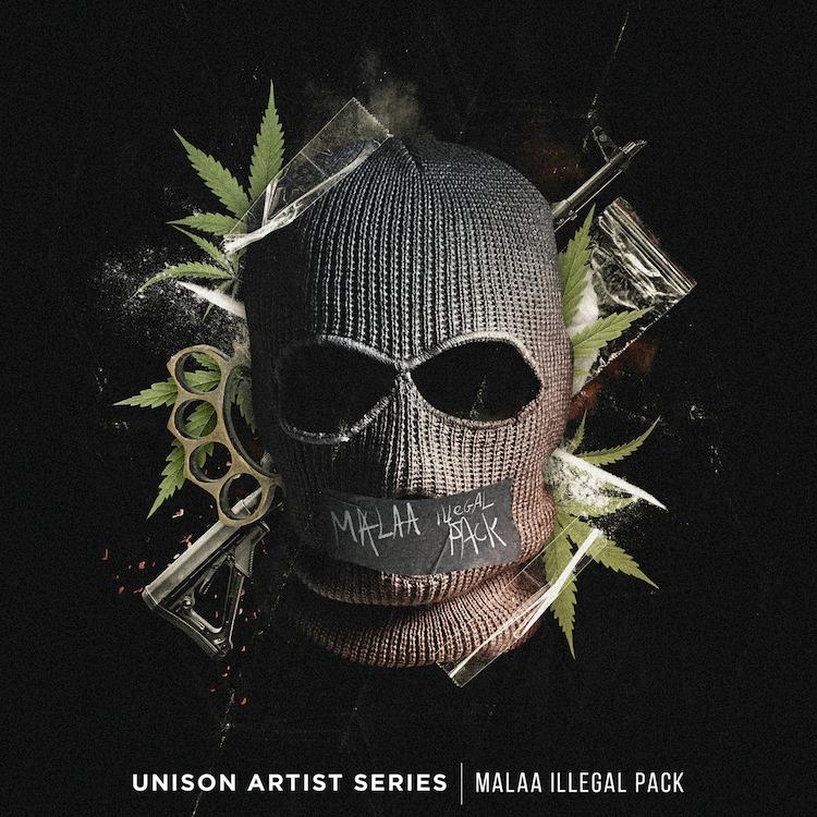 Unison - Artist Series - MALAA ILLEGAL PACK