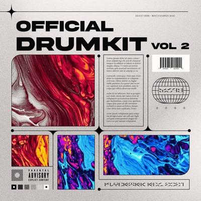 @macshooter49 - Official Drum Kit Vol. 2