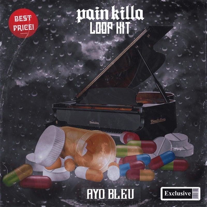 Ayo Bleu Beatz - Pain Killa Sample Kit