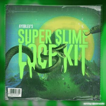 Ayo Bleu Beatz - Super Slime Sample Kit