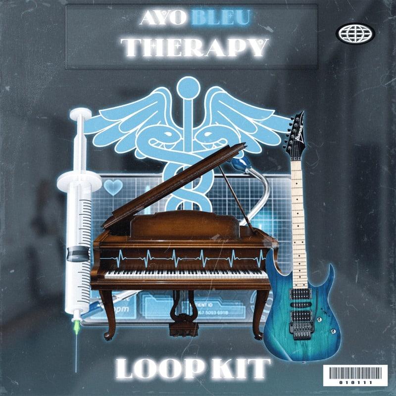 Ayo Bleu Beatz - Therapy Sample Kit