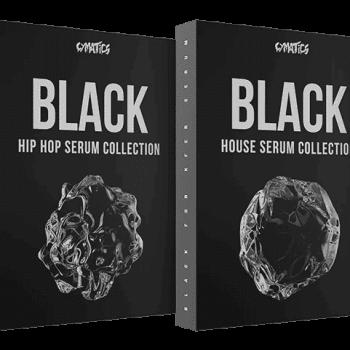 Cymatics - BLACK - Serum Collection Bundle
