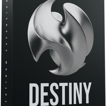Cymatics - Destiny Platinum Expansion