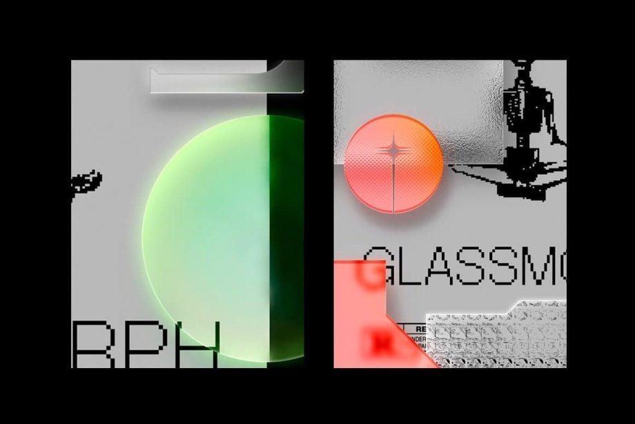 Design Syndrome GlassMorph ActionPack 2
