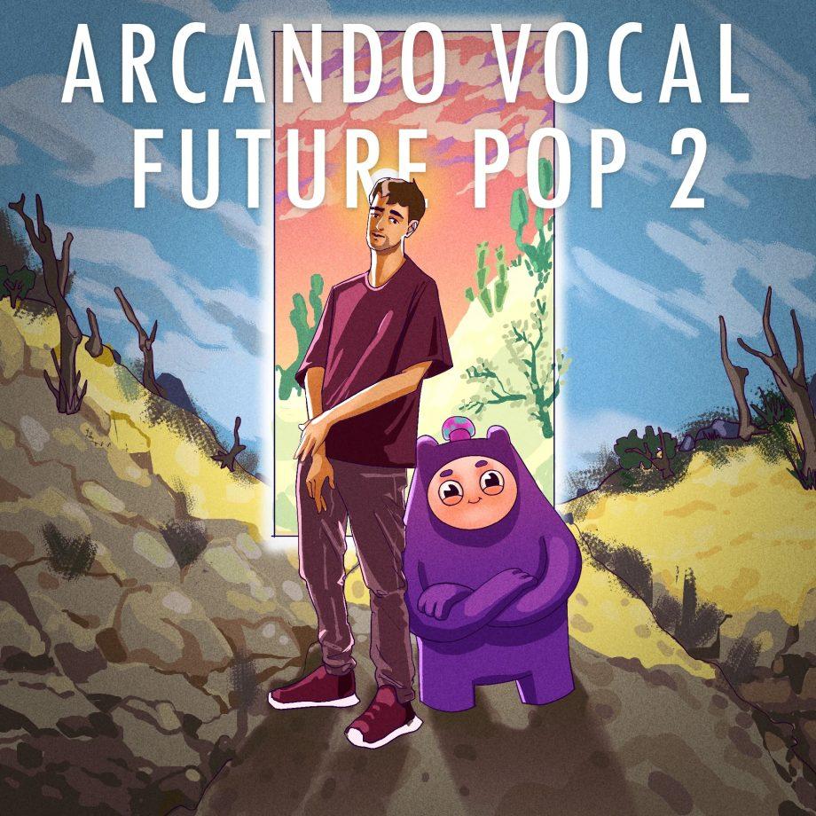 Dropgun Samples - Arcando Vocal Future pop 2
